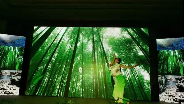 第二届亚太酒店新品牌竹林大会暨第二届中国酒店品牌金竹奖颁奖典礼