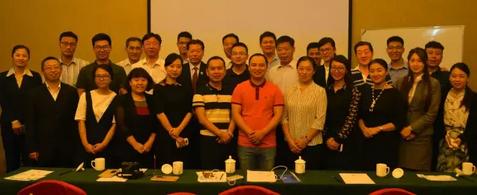 盛阳科技主办的酒店微营销全国巡回分享沙龙